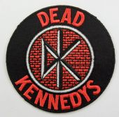 Dead Kennedys 'Logo' Embroidered Patch